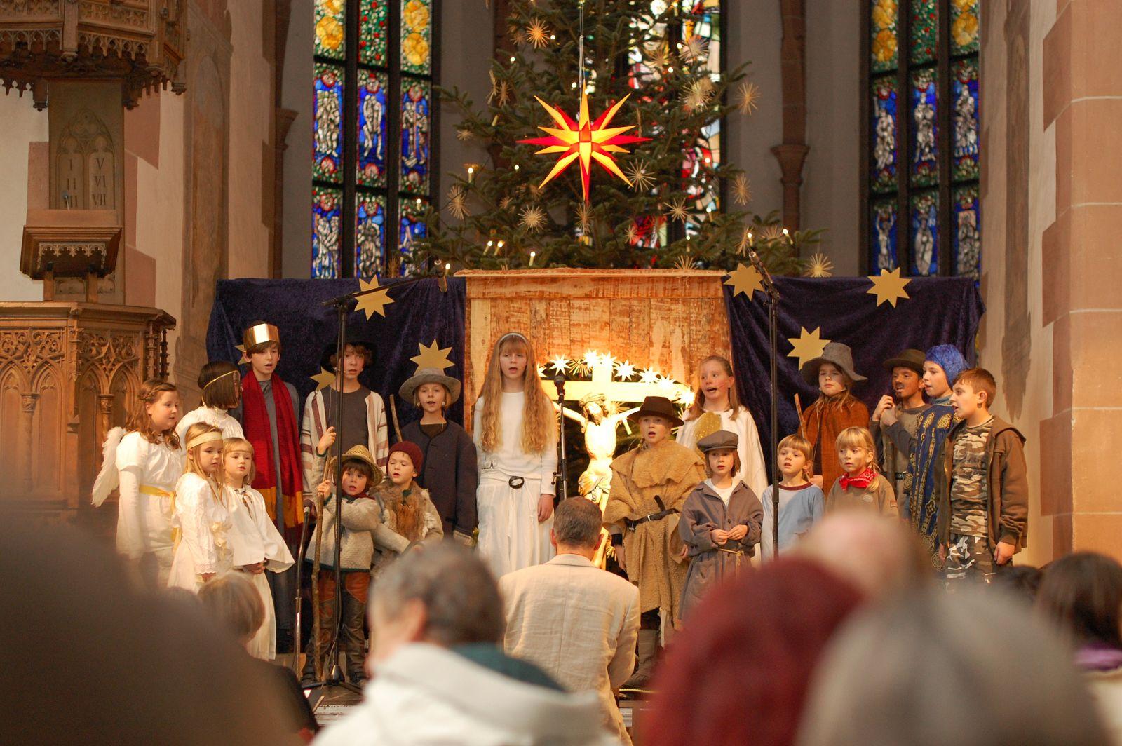 Kinder singen... : Evangelische Kirchengemeinde Murrhardt